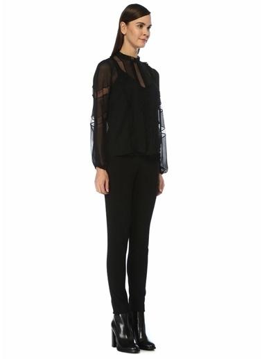 Beymen Collection Bluz Siyah
